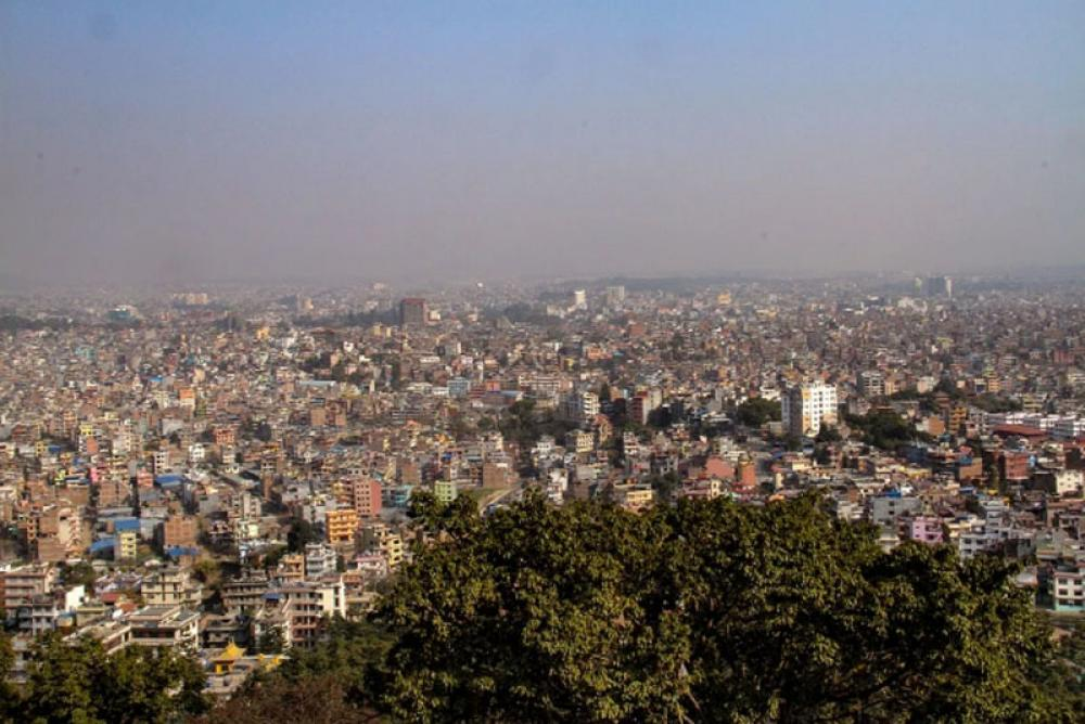 Nepal capital covered in toxic haze; flights affected