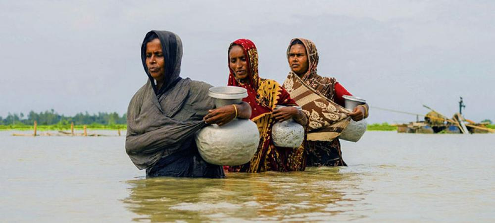 Race is on to limit extreme weather impact on most vulnerable: Guterres