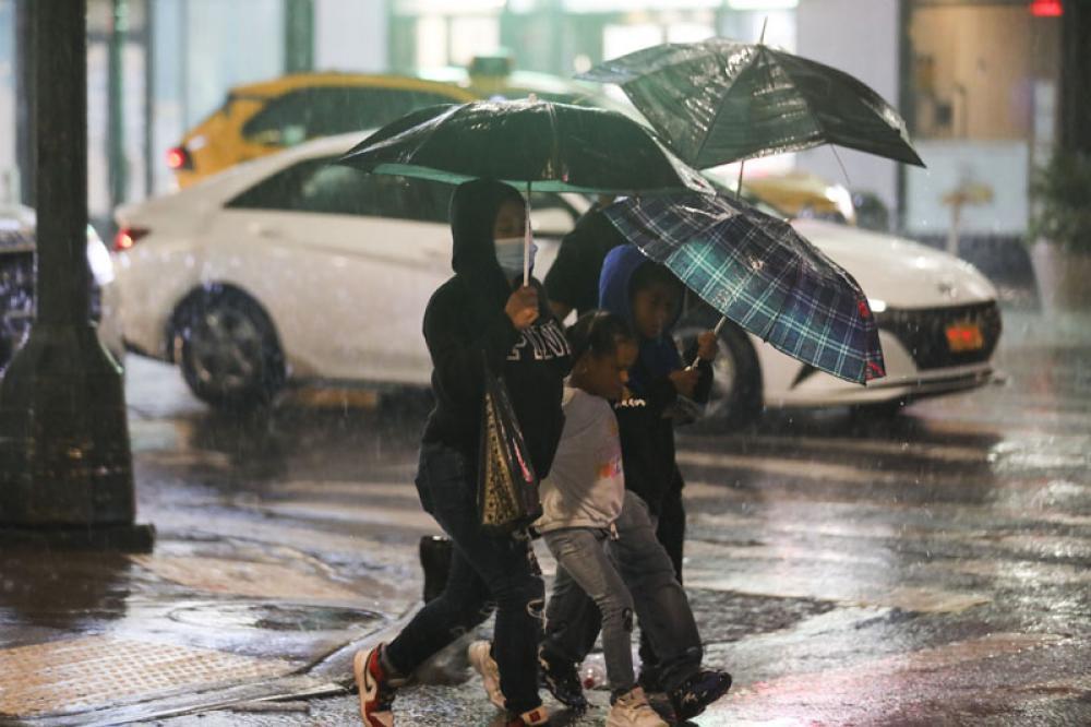 Hurricane Ida: 46 die as flood hits New York, north-east