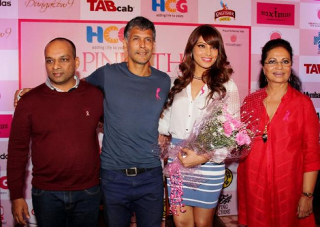 Breast cancer awareness important for everyone: Bipasha Basu