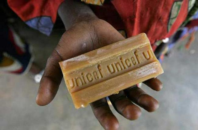 UN marks Global Handwashing Day