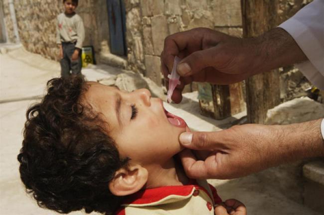 UN confirms polio outbreak in Syria