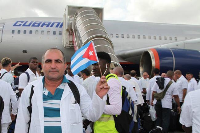 Ebola no longer 'localized emergency,' UN health officials tell regional summit in Cuba