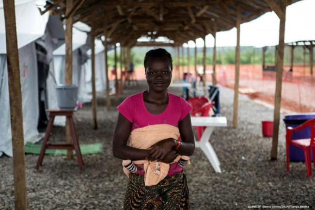 Ebola: back from outbreak epicentre, UN official says survivors now helping with care