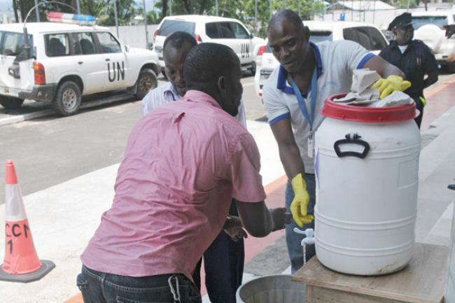 Ebola: Joint UN assessment response team heads to Liberia