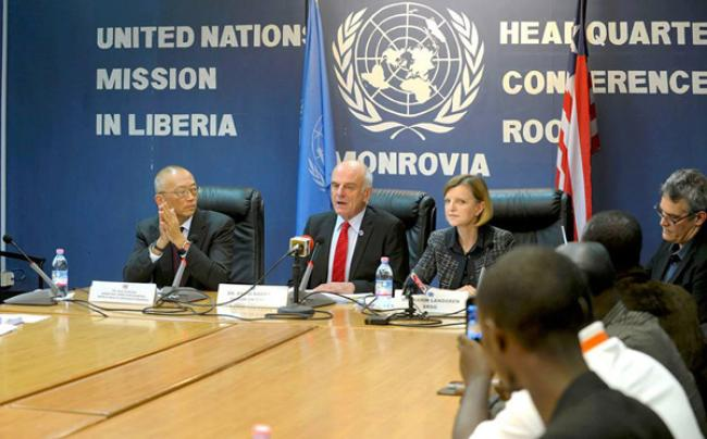 UN vows to radically scale up Ebola fight as 'invisible' caseloads are escaping detection
