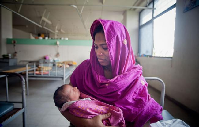 UNICEF urges quality care at birth to save children