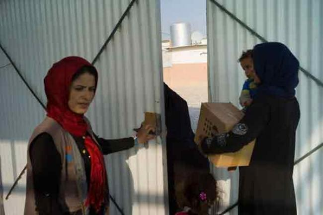 UN agency responding to severe health risks women and girls face amid Mosul military operation