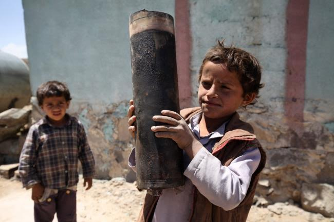 Yemen's war-weary children face 'new year of pain and suffering' – UNICEF official