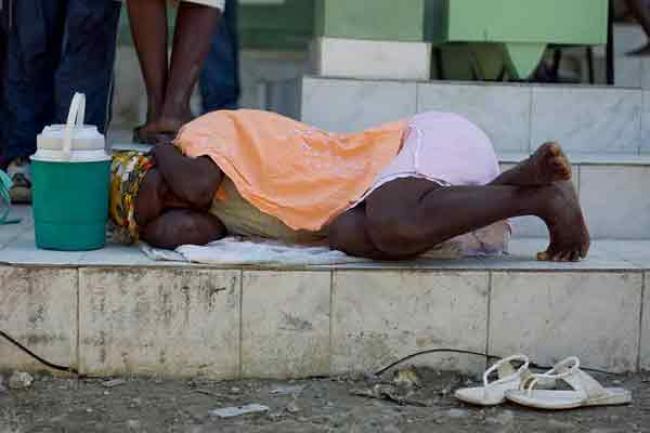 INTERVIEW: UN health official discusses unprecedented vaccination campaign to tackle cholera in Haiti