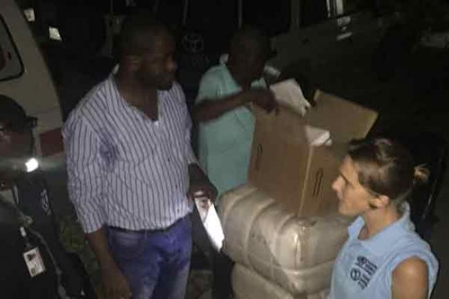 UN-backed cholera vaccination campaign kicks off on Tuesday in Haiti