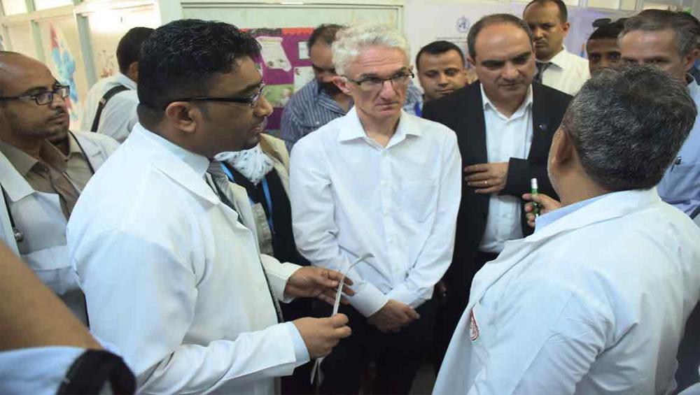 Suspected cholera cases in crisis-torn Yemen near 900,000 – UN