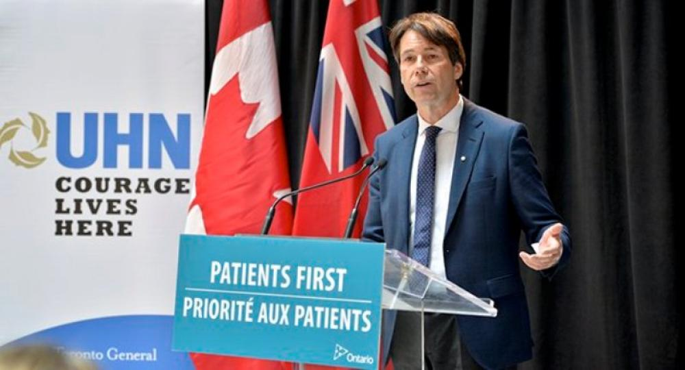 Ontario increases access to stem cell transplants
