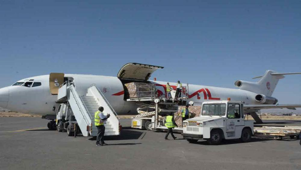 UNICEF airlifts six million doses of vaccines to children in Yemen