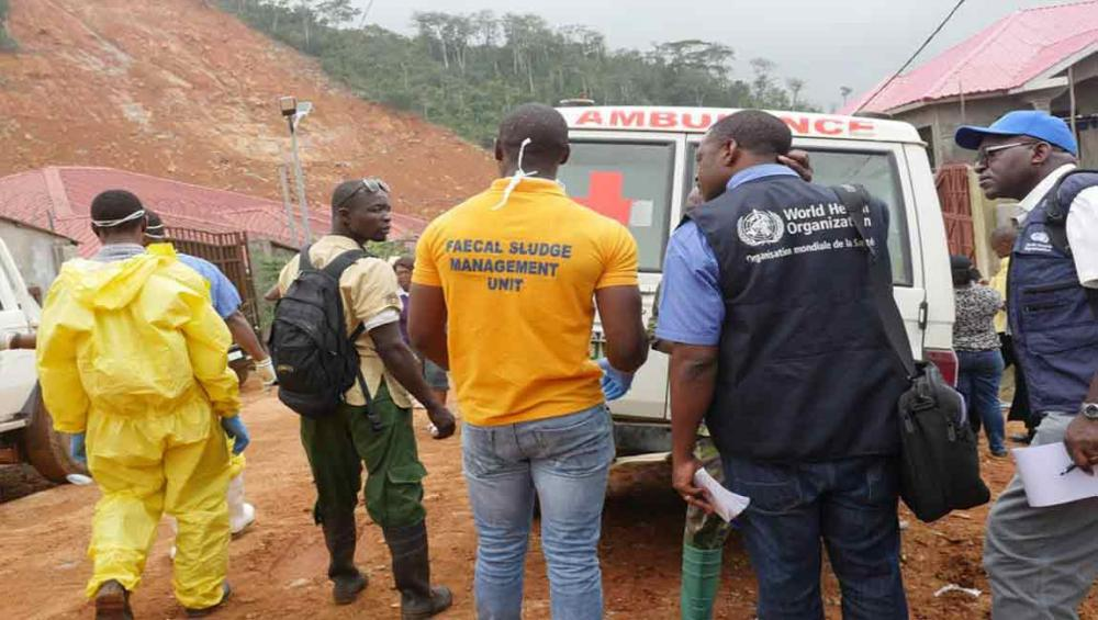 UN health agency rushes to prevent malaria, cholera outbreaks in flood-hit Sierra Leone