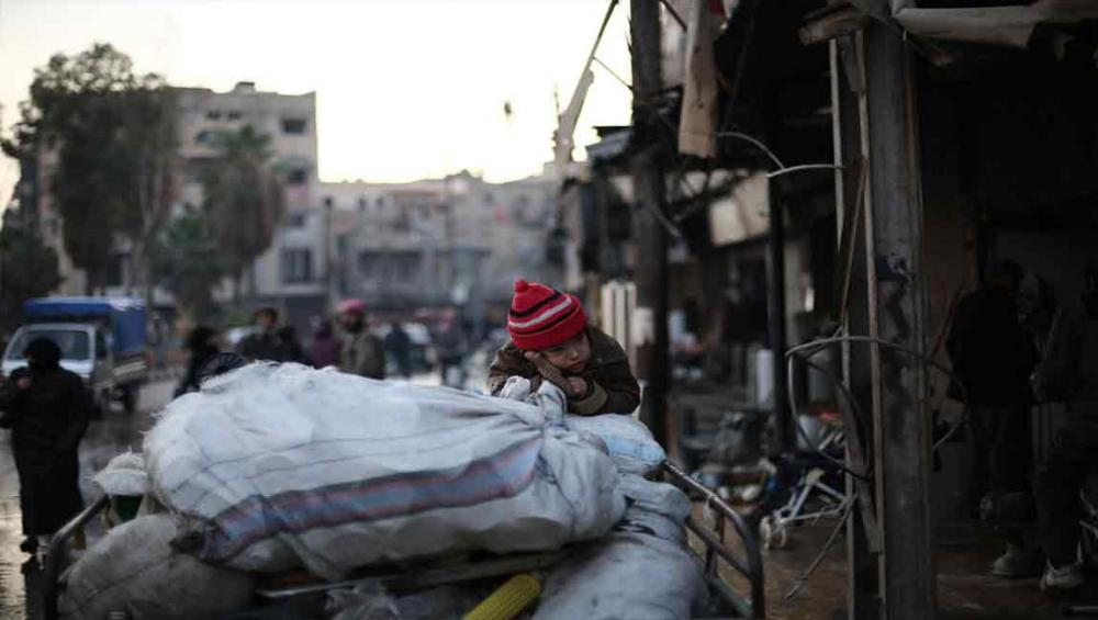 UN agency gravely concerned by lack of medical services in Syria's eastern Ghouta