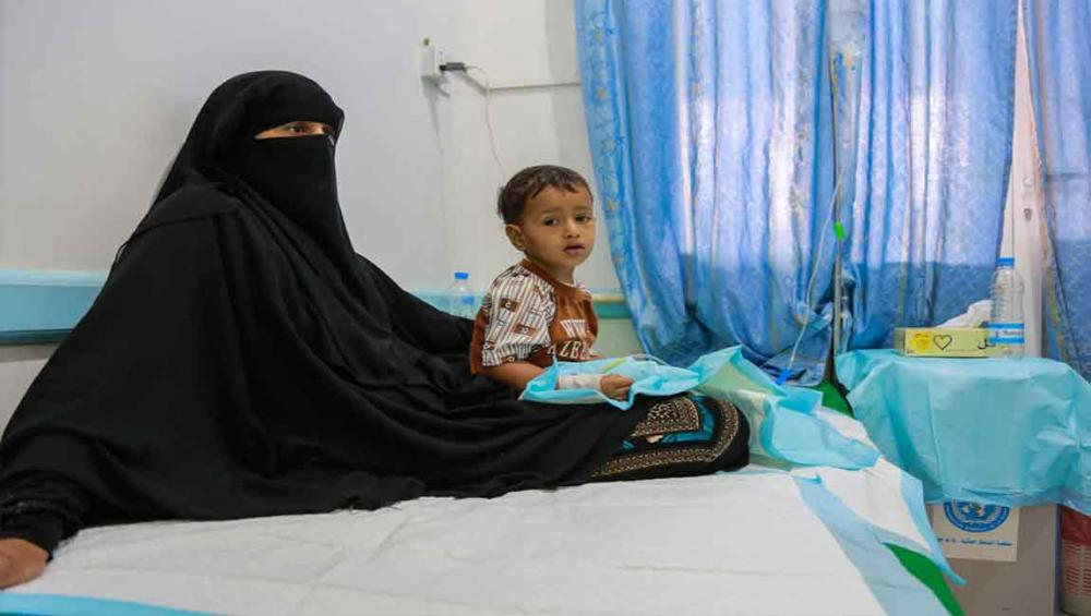 Malnutrition and cholera 'a vicious combination' in war-torn Yemen – UN agency chiefs