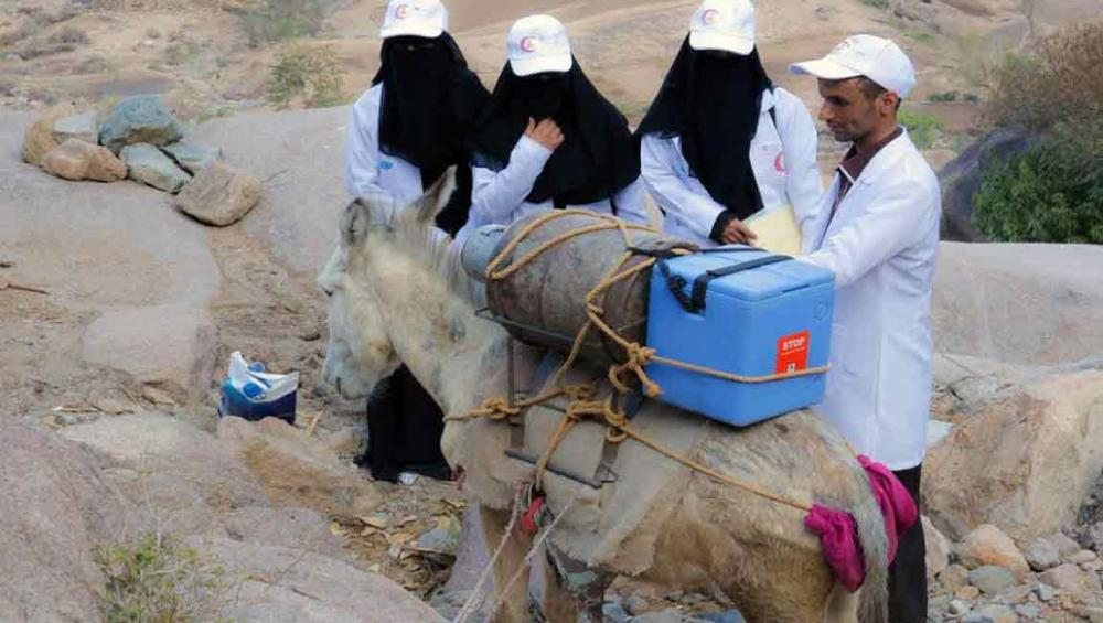 Millions of children in Yemen vaccinated against polio through UN-backed campaign