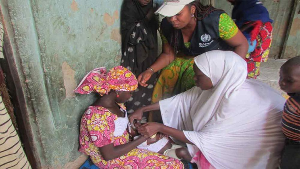 UN health agency working to boost malaria prevention and control in north-eastern Nigeria