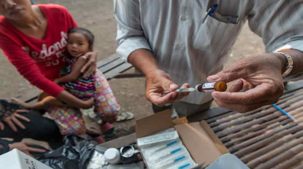 Inequalities between rich and poor temper broad success of immunization – UNICEF