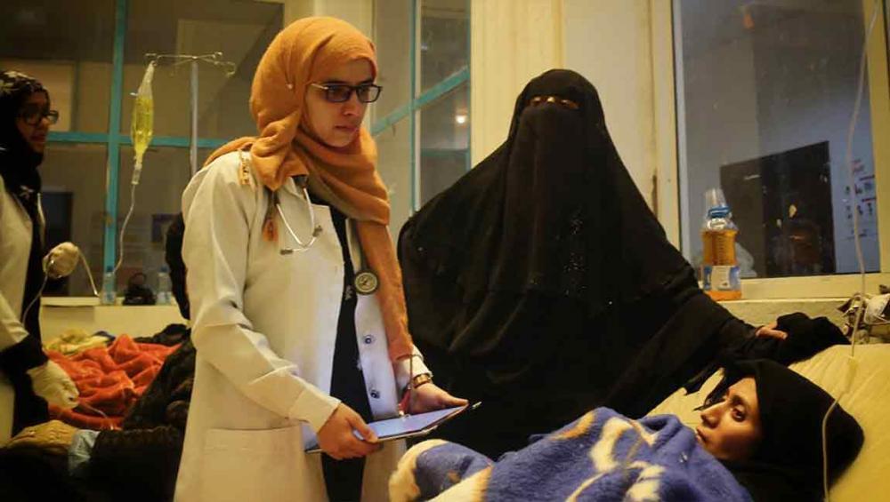Pregnant, breastfeeding women among most at risk in Yemen's cholera outbreak