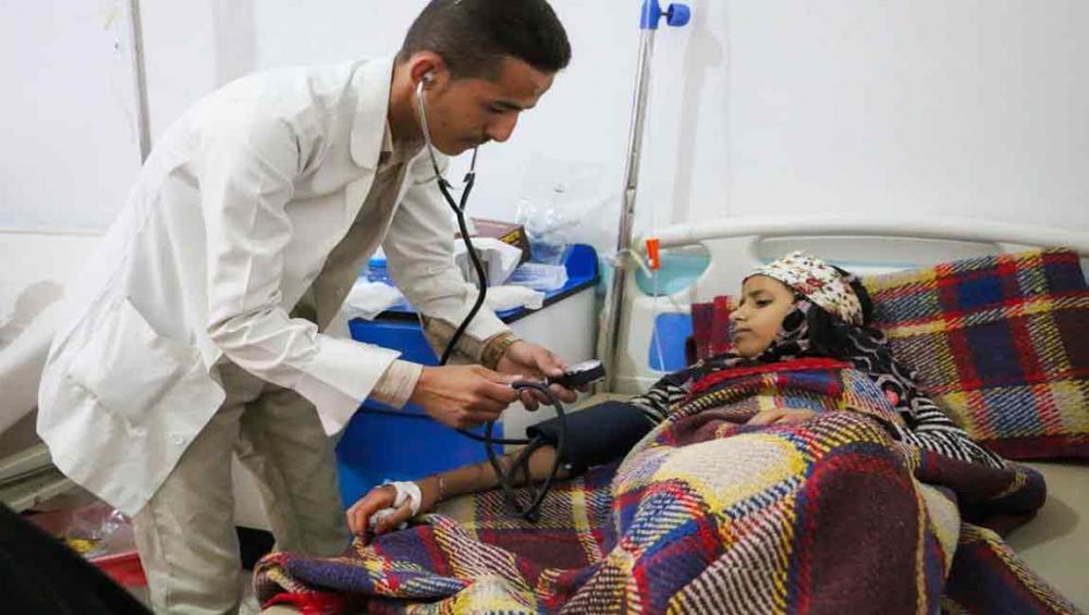 Yemen's cholera epidemic surpasses half-million suspected cases, UN agency says