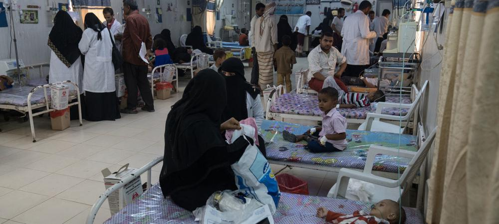 Fresh Yemen hospital attack raises risk of new cholera epidemic