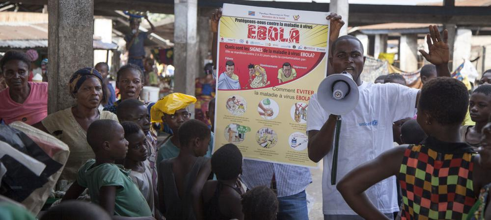 Ebola Outbreak in Democratic Republic Congo is 'largely contained': WHO