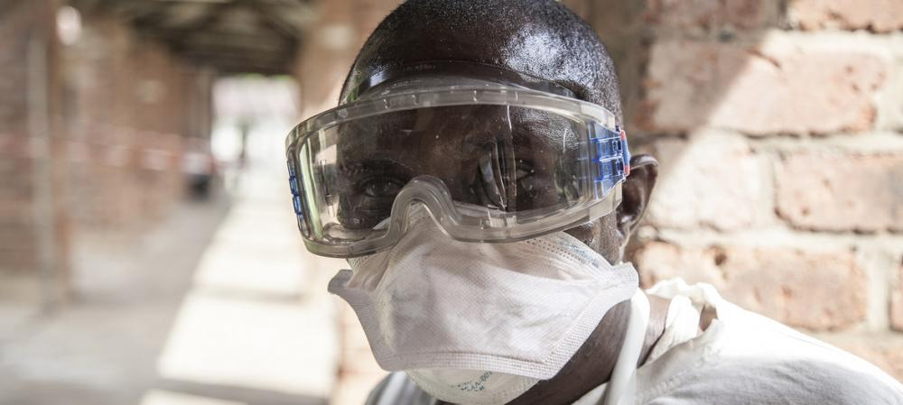 WHO reports 'very strong progress' in battling DR Congo Ebola outbreak