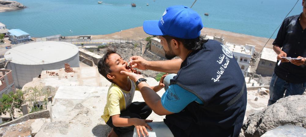 UN targets half a million Yemenis in battle-scarred Hudaydah with cholera vaccine - UNICEF