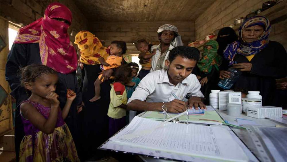 UN releases $9.1 million to fill 'critical healthcare gaps' in Yemen