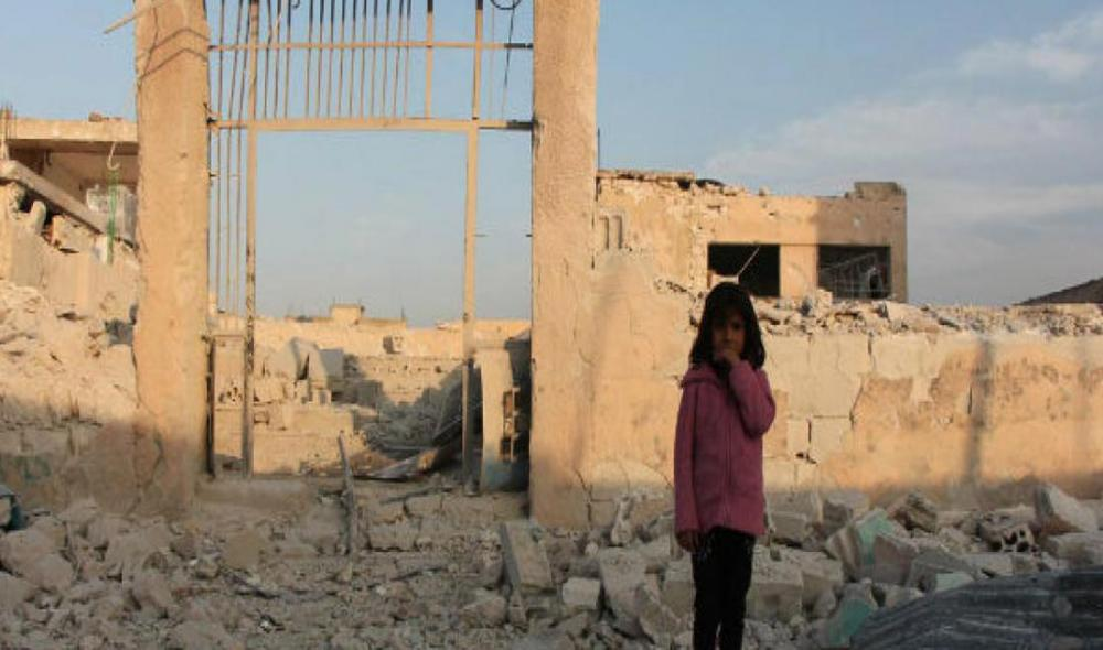 Syria: WHO appeals for funding to sustain critical health care for millions trapped by conflict