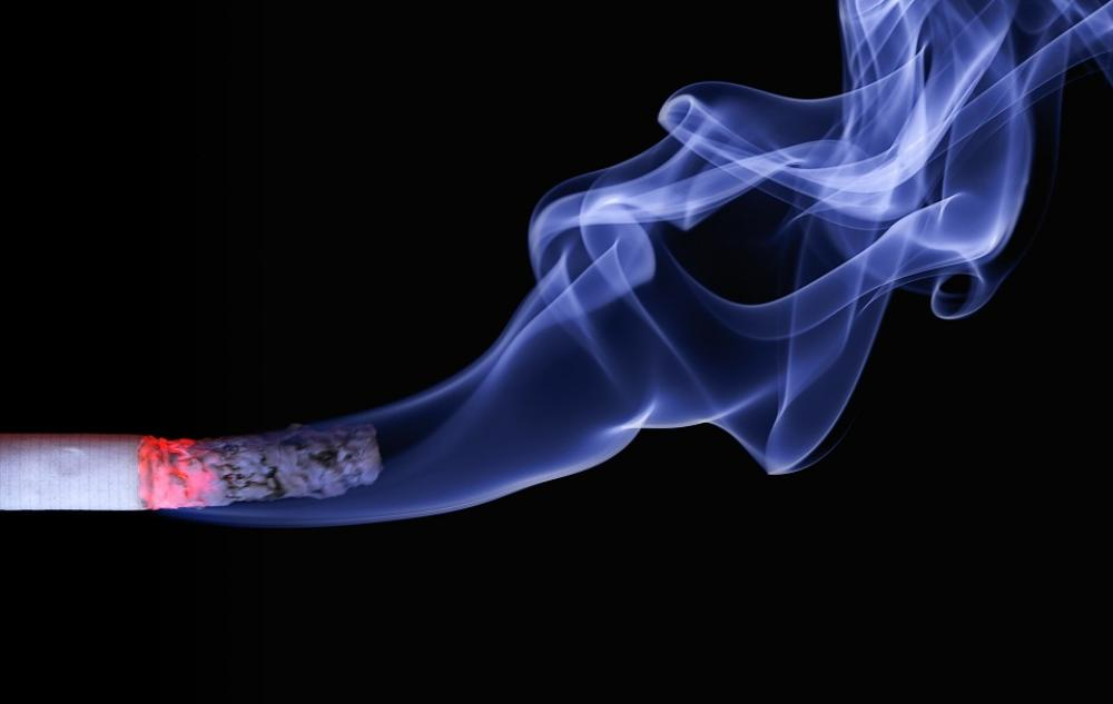 Smoking may limit body