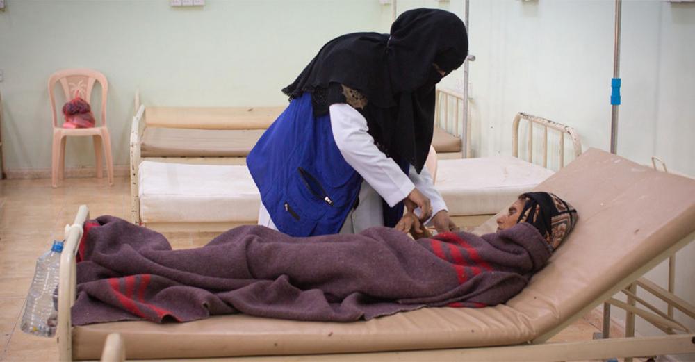 World Health Organization reports 60 per cent drop in cholera in 2018