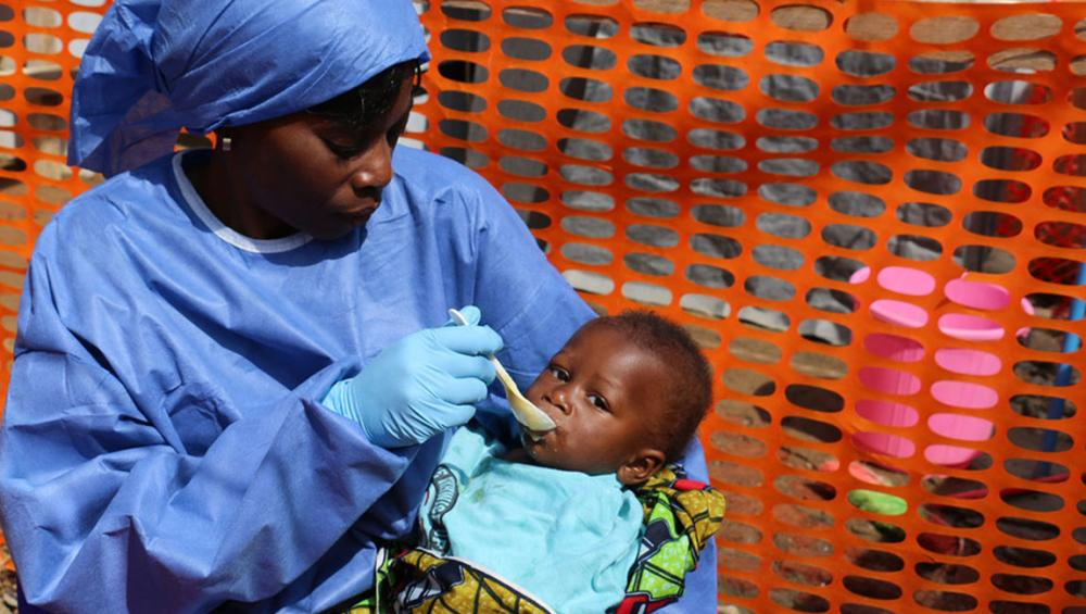DR Congo: efforts to control Ebola epidemic continue, UN food relief agency doubles assistance to affected people