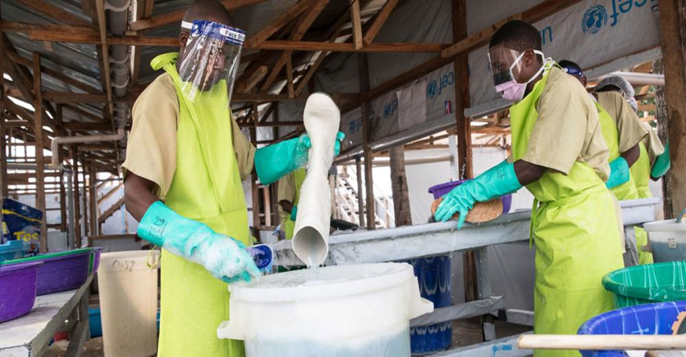 'Air bridge' vaccination operation begins for Ebola-hit communities in DR Congo