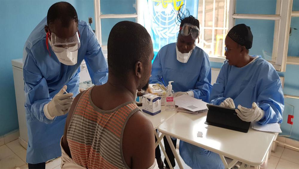 Amid 'unprecedented combination' of epidemics, UN and partners begin cholera vaccination campaign in DR Congo