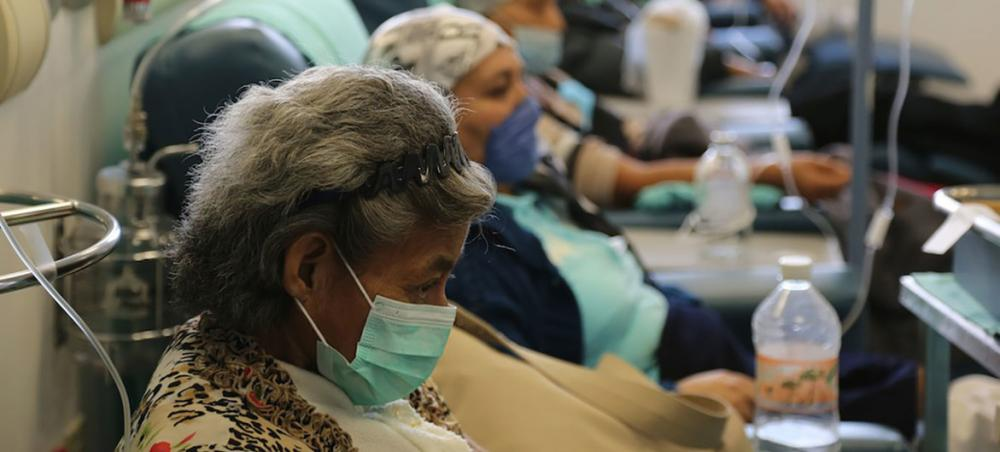 COVID-19 disrupting services to treat non-communicable diseases, WHO survey finds