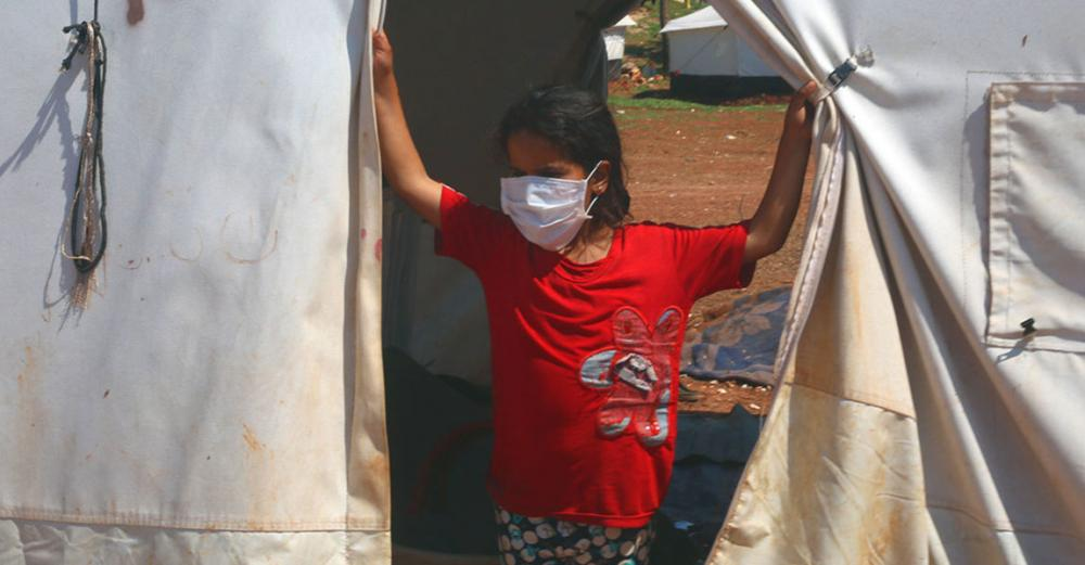 Syrian refugees resort to ever more desperate measures to resist pandemic impact