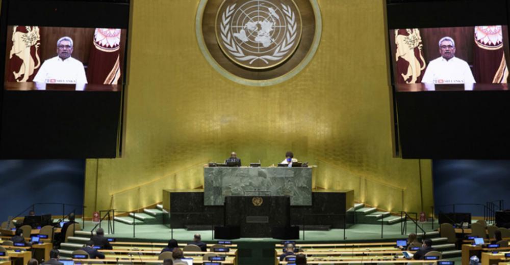 Sri Lankan President calls on WHO to facilitate 'universal access' to COVID vaccine
