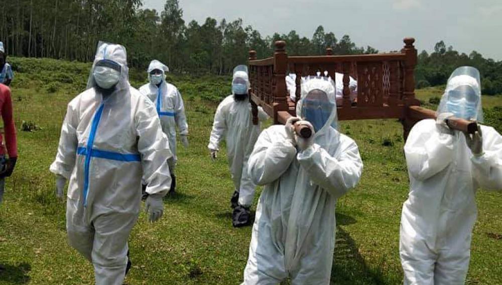 Bangladesh records 42 new COVID-19 deaths