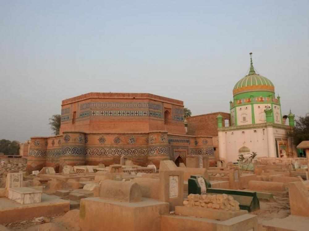 Pakistan: Coronavirus pandemic hits normal life in south Punjab