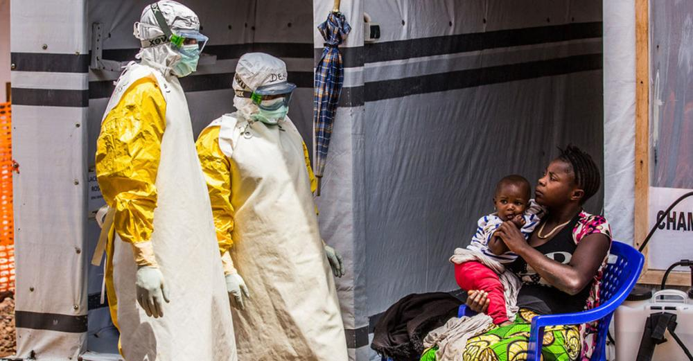 DR Congo Ebola outbreak still an international public health concern