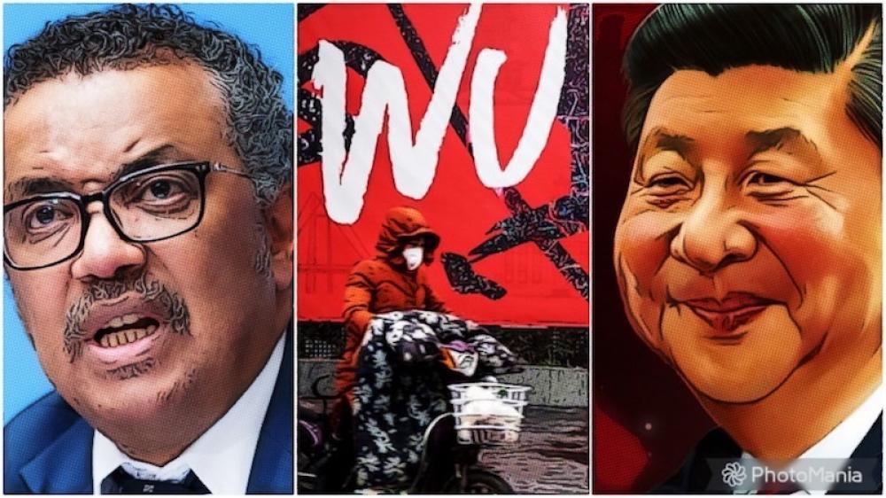 Shielding China, Screwing Up COVID-19 Response: WHO chief Tedros Adhanom Ghebreyesus under fire