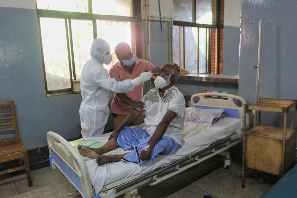 Bangladesh registers43 new deaths due to COVID-19