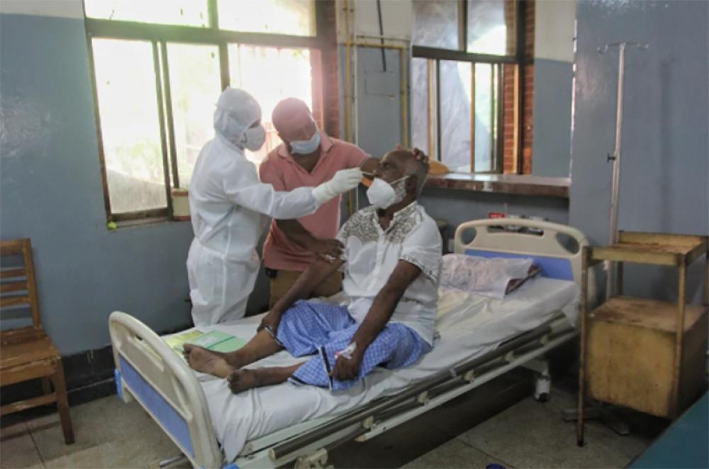 Bangladesh records 14 COVID-19 deaths in past 24 hours