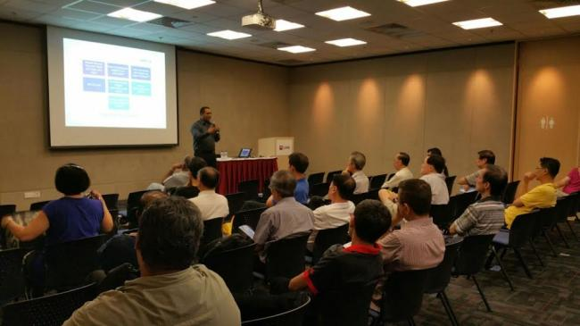 CapitalVia organizes customer education meet in Singapore