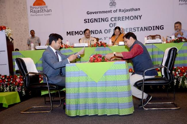 Ola signs MoU with the state of Rajasthan to bring more mobility options