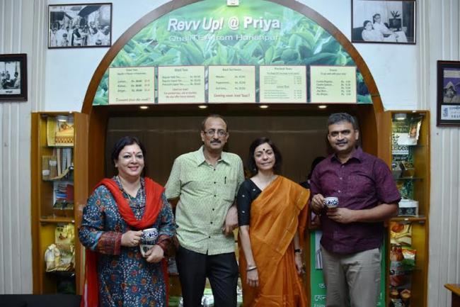 Revv Up Tea unveils boutique in Kolkata