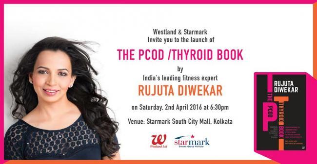 Rujuta Diwekar's book to be launched in Kolkata on Apr 2